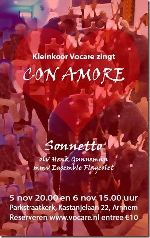 Concert 2016 Con Amore